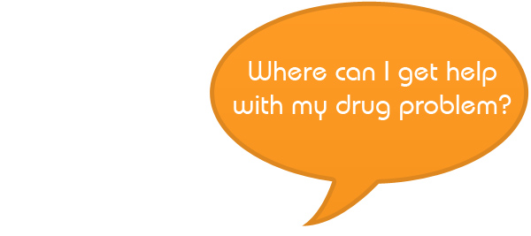 Where can I get help with my drug problem?